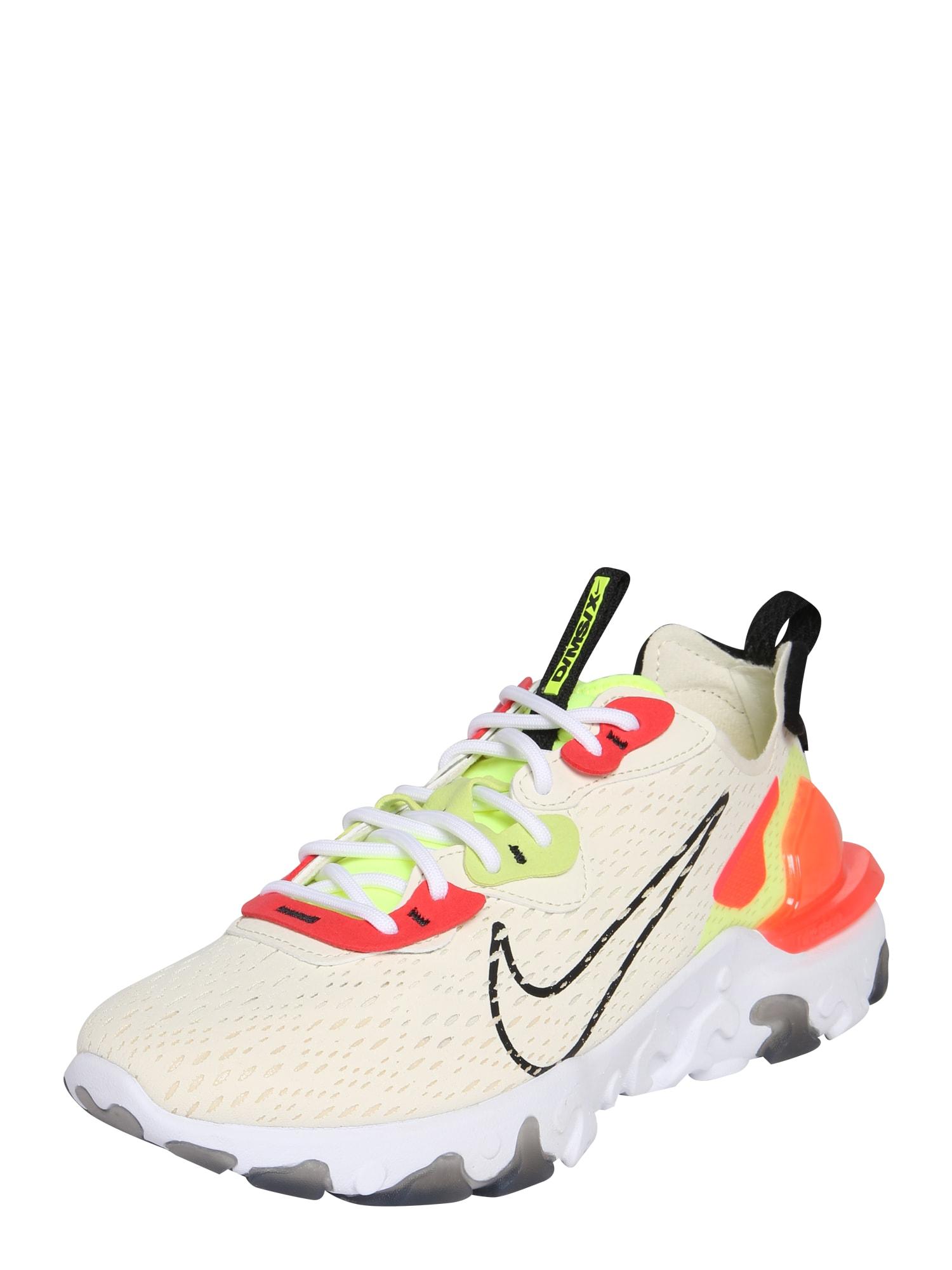 Nike Sportswear Nízke tenisky 'Nike React Vision'  béžová