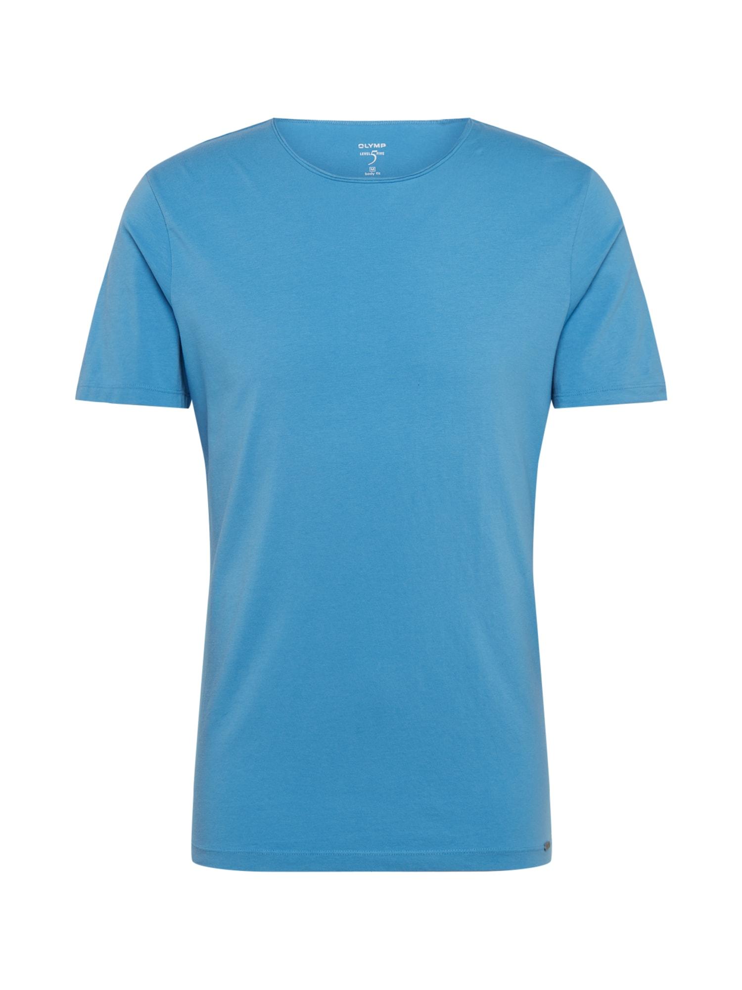 OLYMP Marškinėliai mėlyna