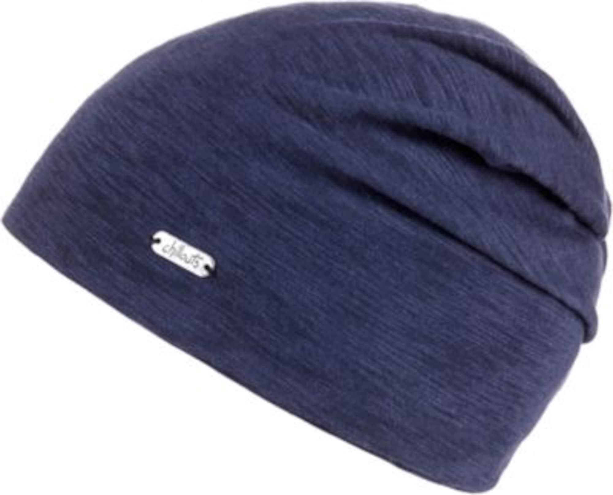 chillouts Megzta kepurė mėlyna