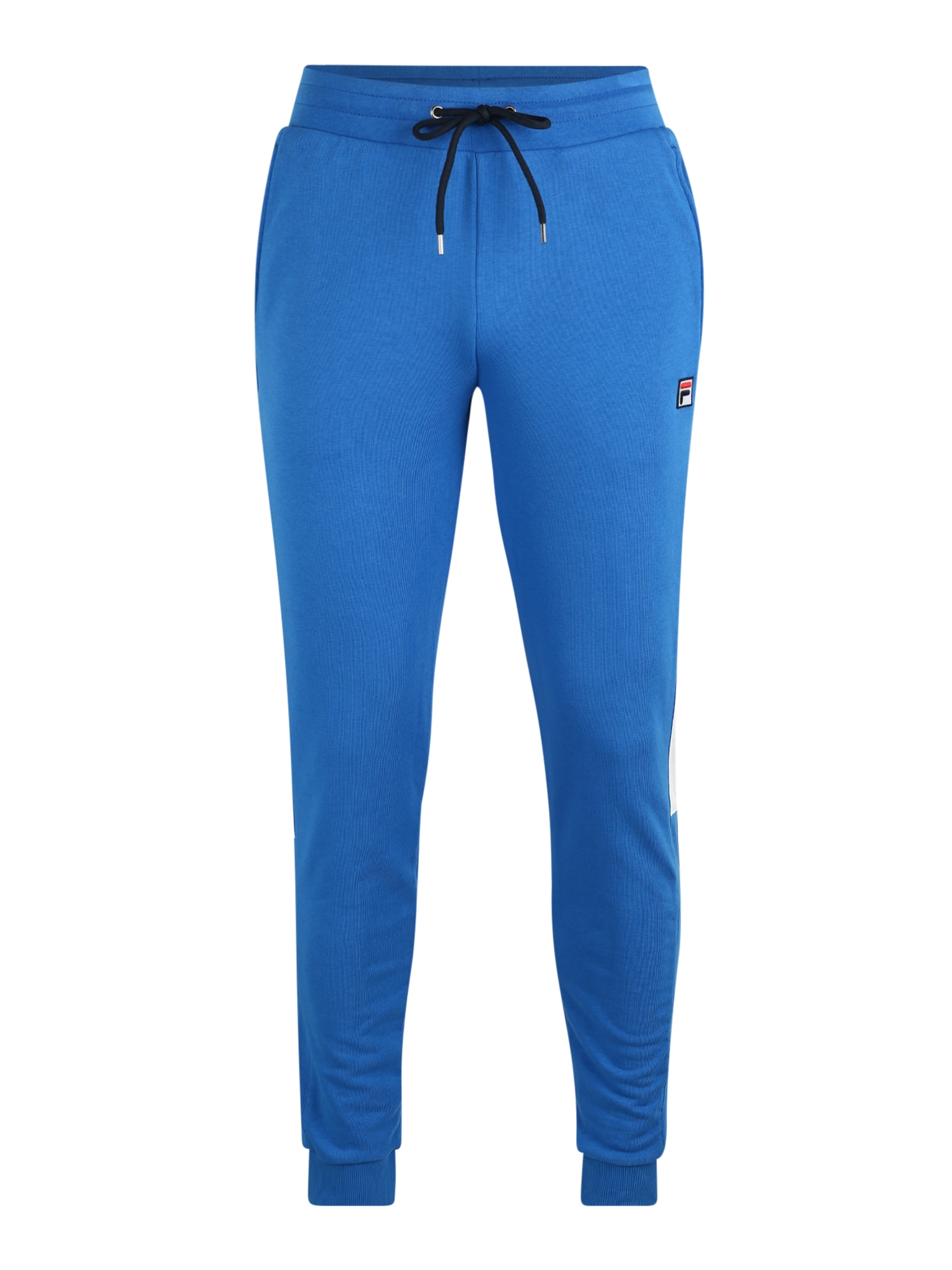 FILA Sportinės kelnės 'Freddie' balta / mėlyna