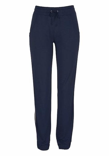 Hosen für Frauen - Jerseyhose › Tom Tailor Polo Team › marine  - Onlineshop ABOUT YOU
