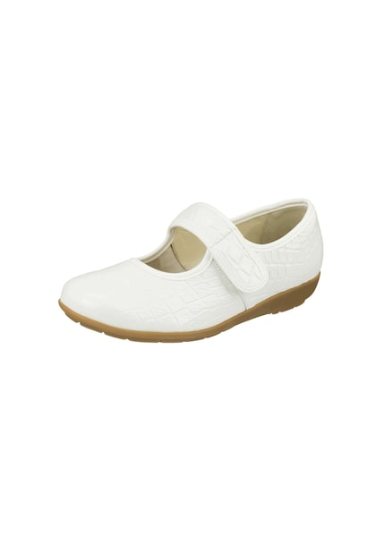 Ballerinas - Ballerina 'Suki' › Natural Feet › weiß  - Onlineshop ABOUT YOU