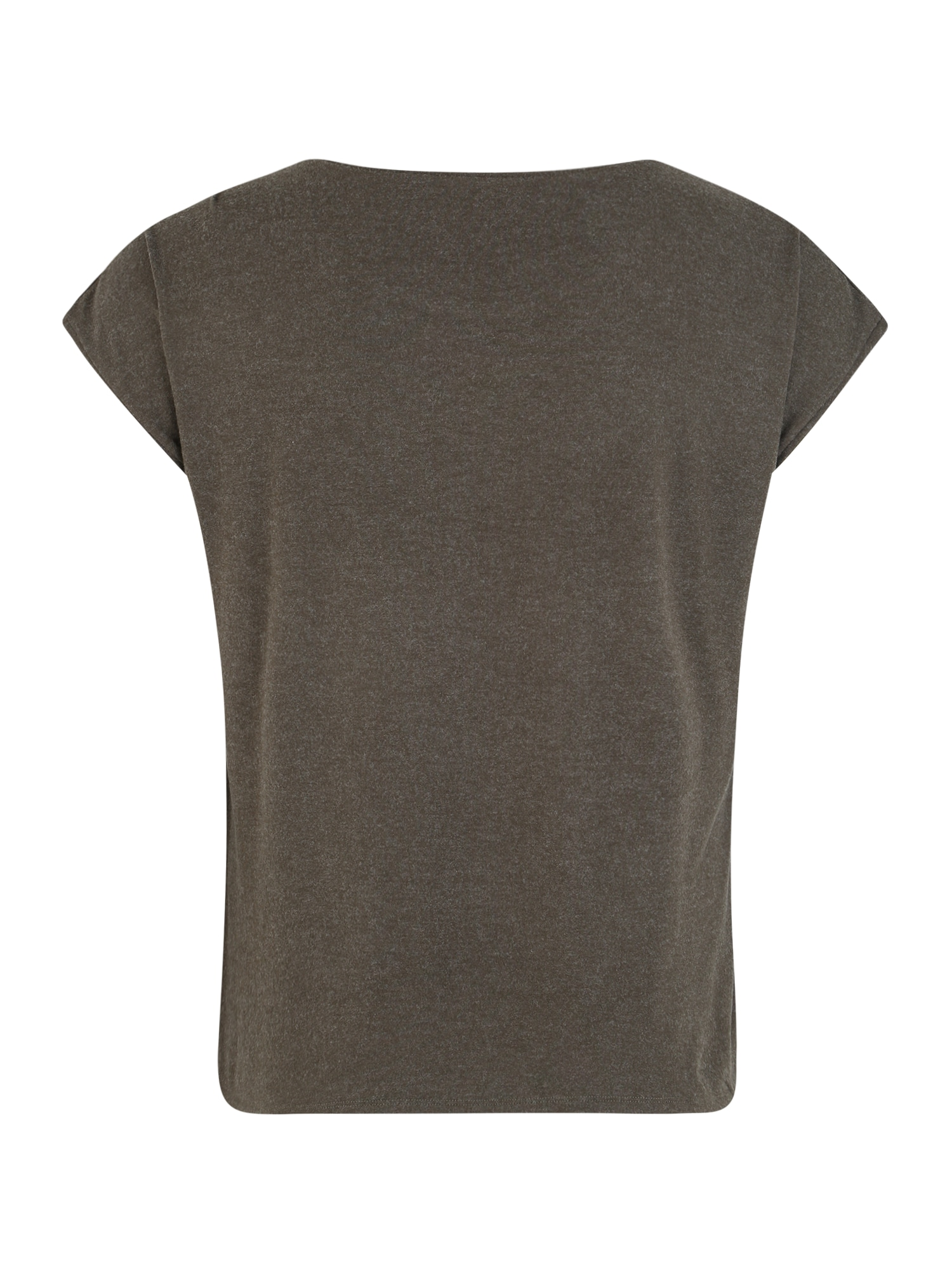 ABOUT YOU Curvy T-shirt 'Naja'  khaki