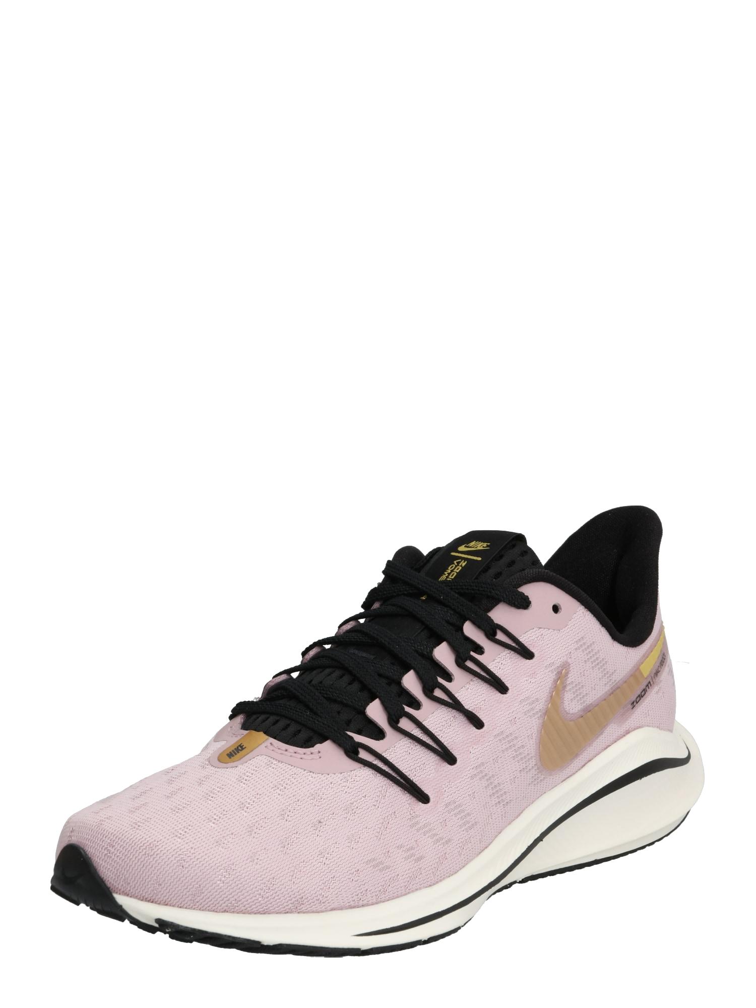 NIKE Bėgimo batai 'Air Zoom Vomero 14' auksas / rožių spalva