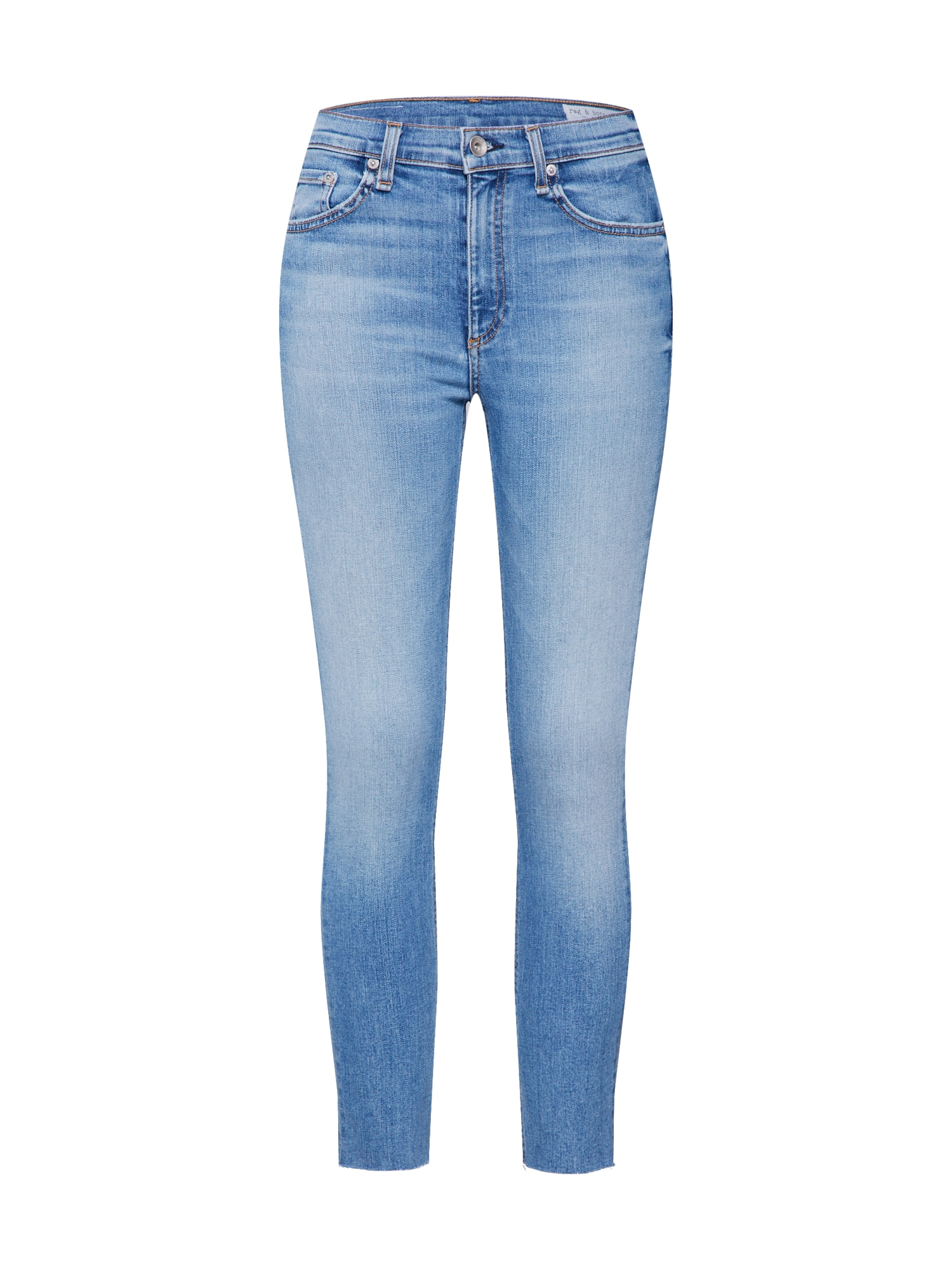 rag & bone Džinsai tamsiai (džinso) mėlyna
