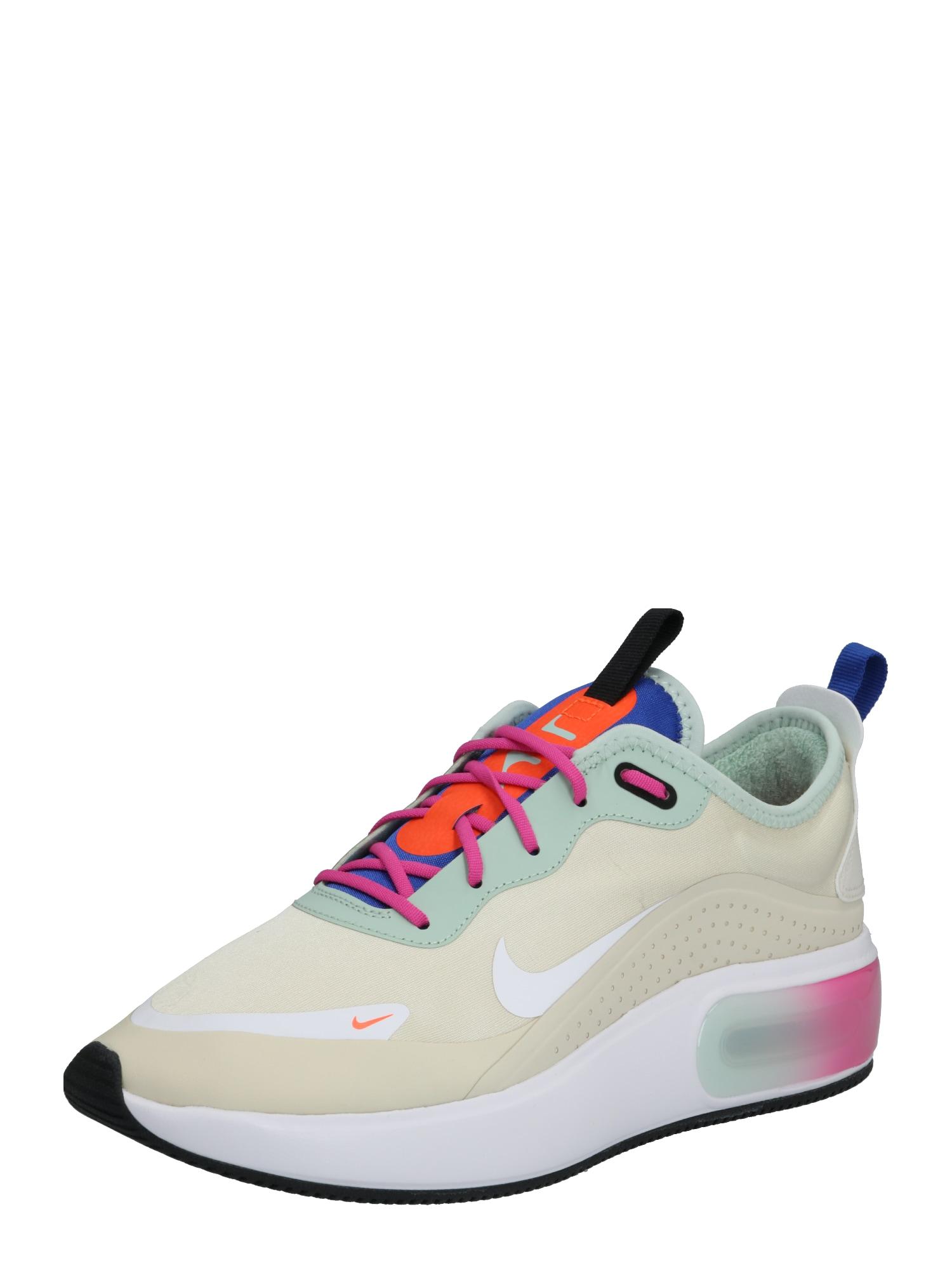 Nike Sportswear Nízke tenisky 'Air Max Dia'  béžová / ružová / biela
