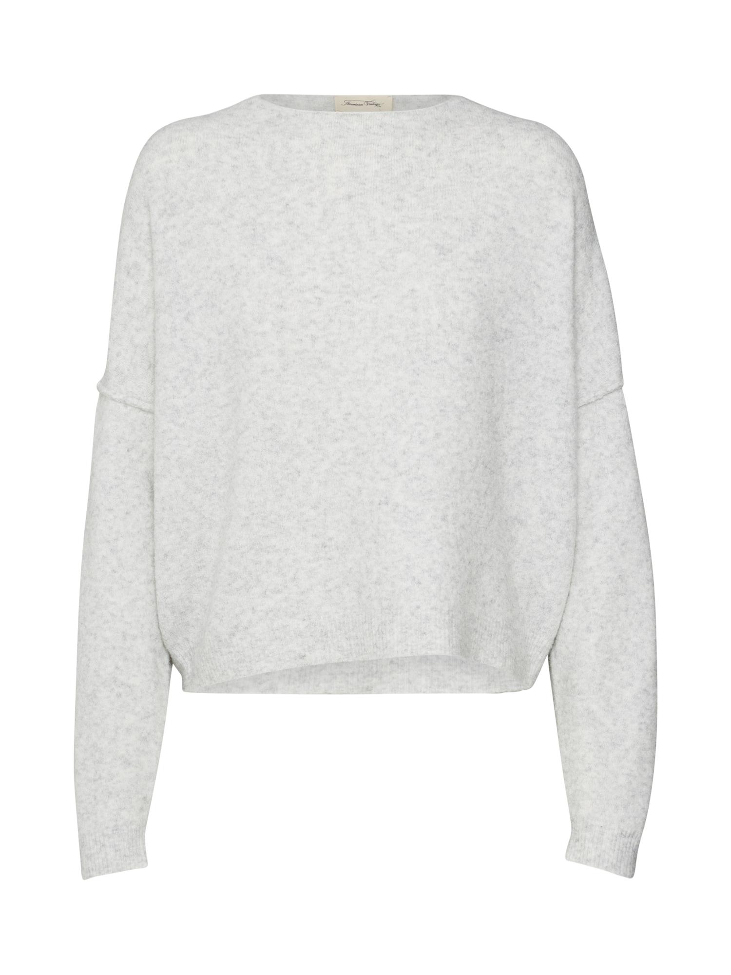 AMERICAN VINTAGE Megztinis 'DAMSVILLE' pilka