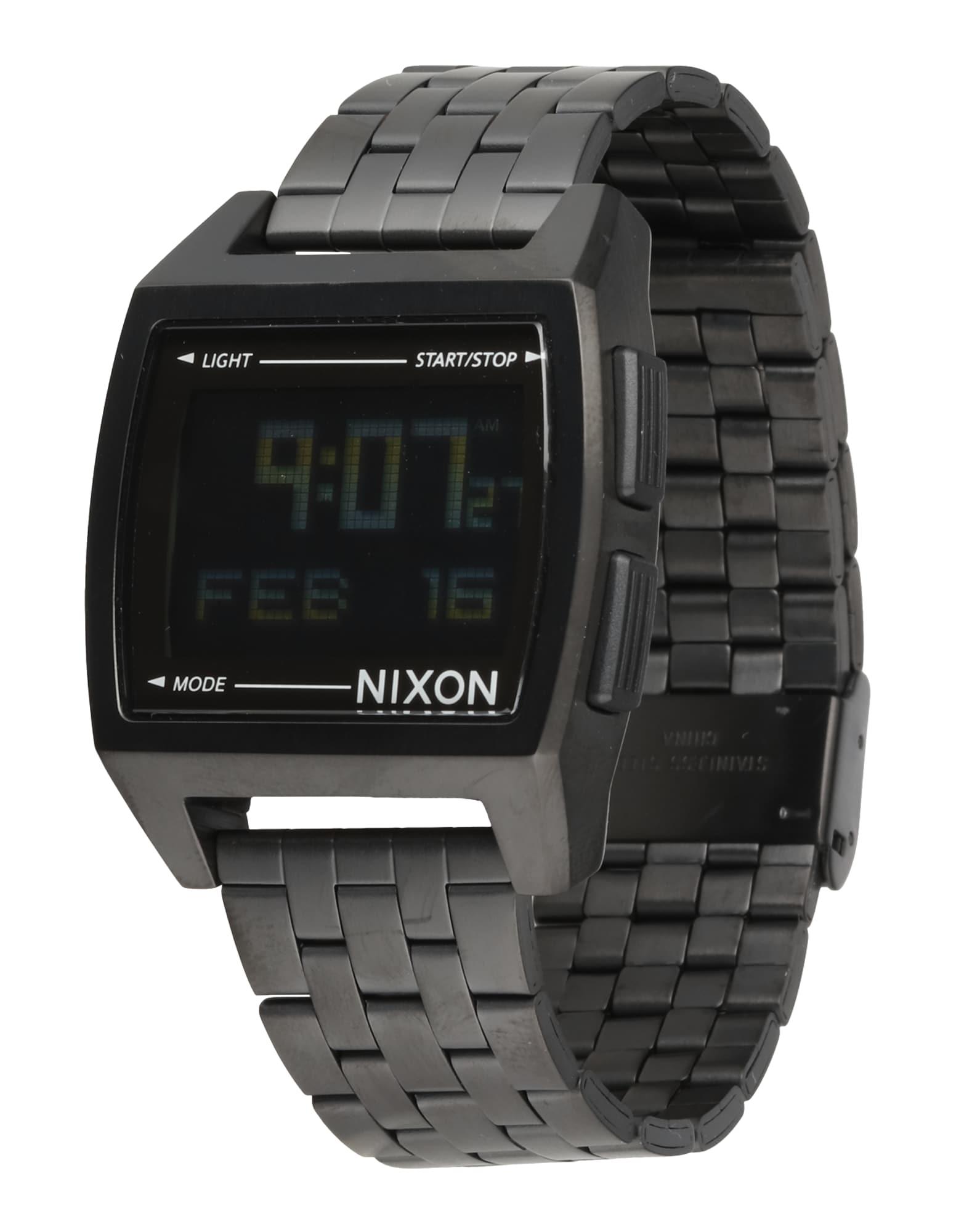 Digitální hodinky Base černá Nixon