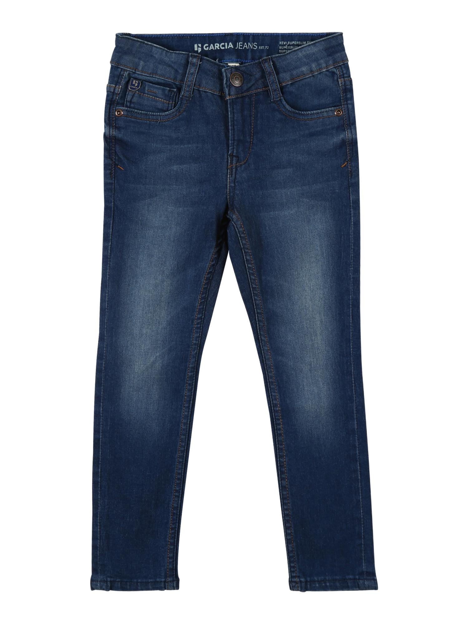 GARCIA Džinsai tamsiai (džinso) mėlyna