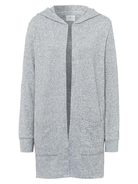 Jacken - Strickjacke › cross jeans › graumeliert  - Onlineshop ABOUT YOU