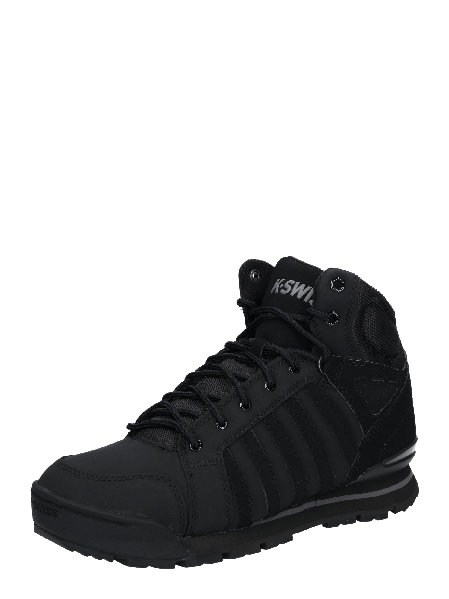 K-SWISS Šněrovací boty 'Norfolk SC'  černá