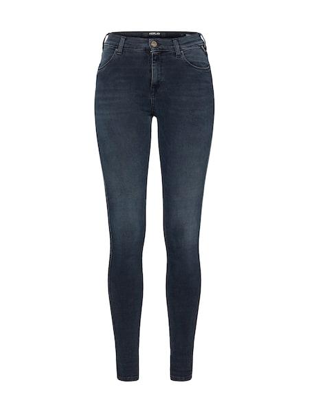 Hosen für Frauen - Jeans 'Stella' › Replay › grey denim  - Onlineshop ABOUT YOU
