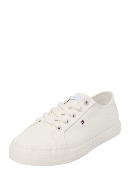 Sneakers für Frauen - TOMMY HILFIGER Sneaker navy rot offwhite  - Onlineshop ABOUT YOU