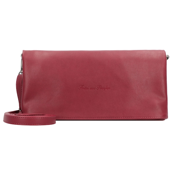 Clutches für Frauen - Fritzi Aus Preußen Clutch 'Ronja Clas' pastellrot  - Onlineshop ABOUT YOU