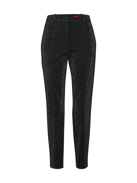 Hosen für Frauen - Hose 'Havine 2' › HUGO › schwarz  - Onlineshop ABOUT YOU