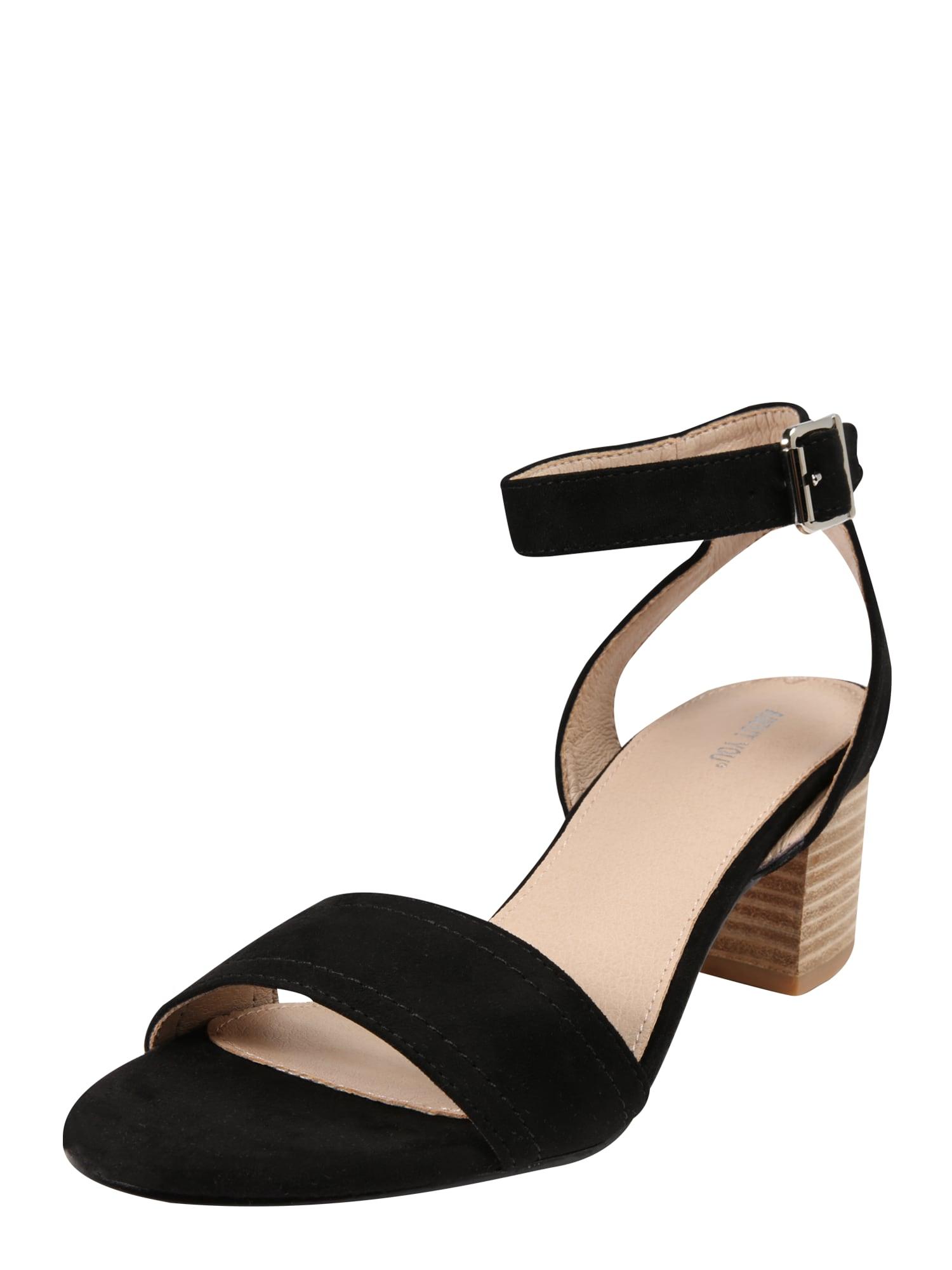 Lodičky Hanna Shoe černá ABOUT YOU