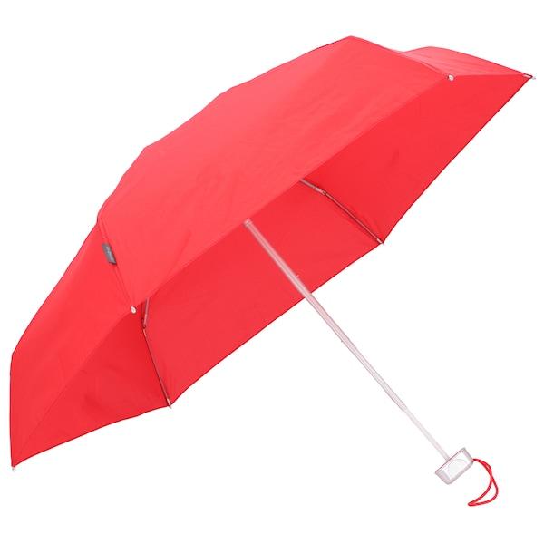 Regenschirme für Frauen - SAMSONITE Taschenschirm 'Alu Drop' 17 cm rot  - Onlineshop ABOUT YOU