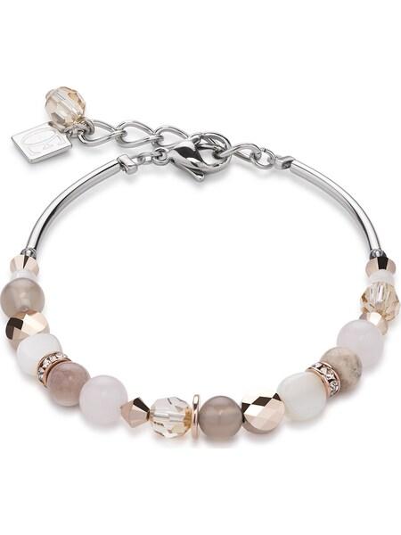 Armbaender für Frauen - Coeur De Lion Armband '4914 30 1019' perlweiß  - Onlineshop ABOUT YOU