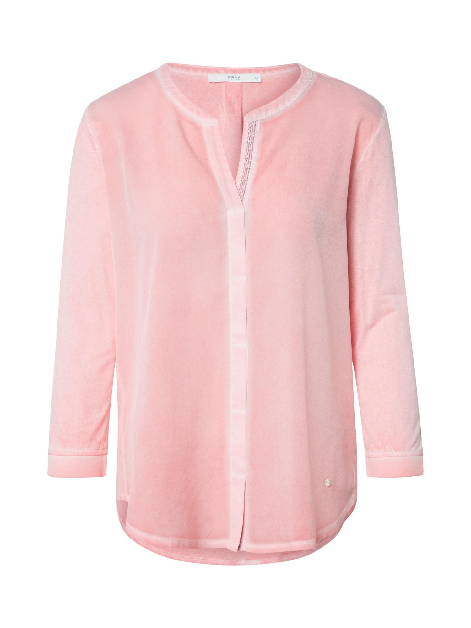 BRAX Marškinėliai 'CLARISSA' ryškiai rožinė spalva
