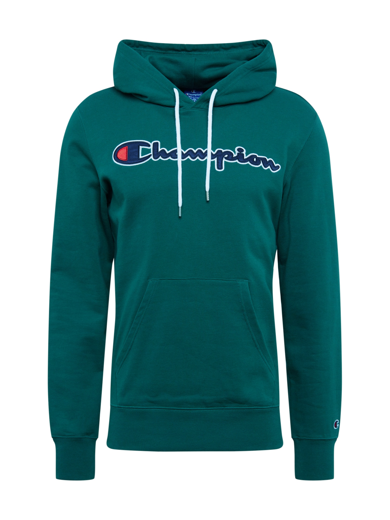 Champion Authentic Athletic Apparel Megztinis be užsegimo 'Hooded Sweatshirt' įdegio spalva
