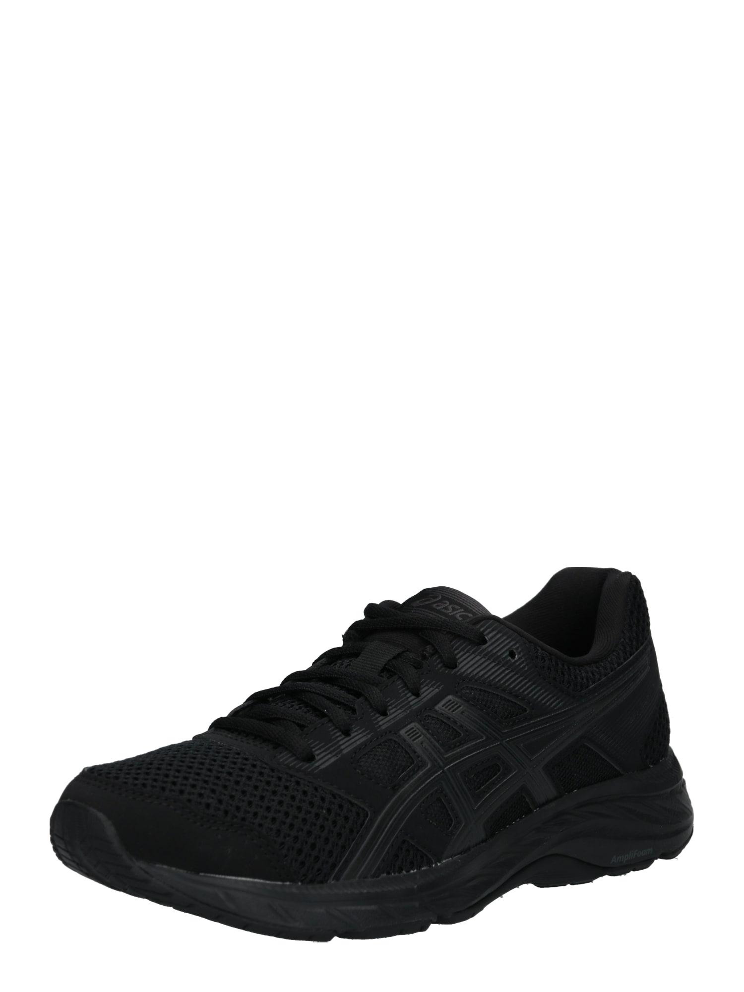 Běžecká obuv GEL-CONTEND 5 tmavě šedá černá ASICS