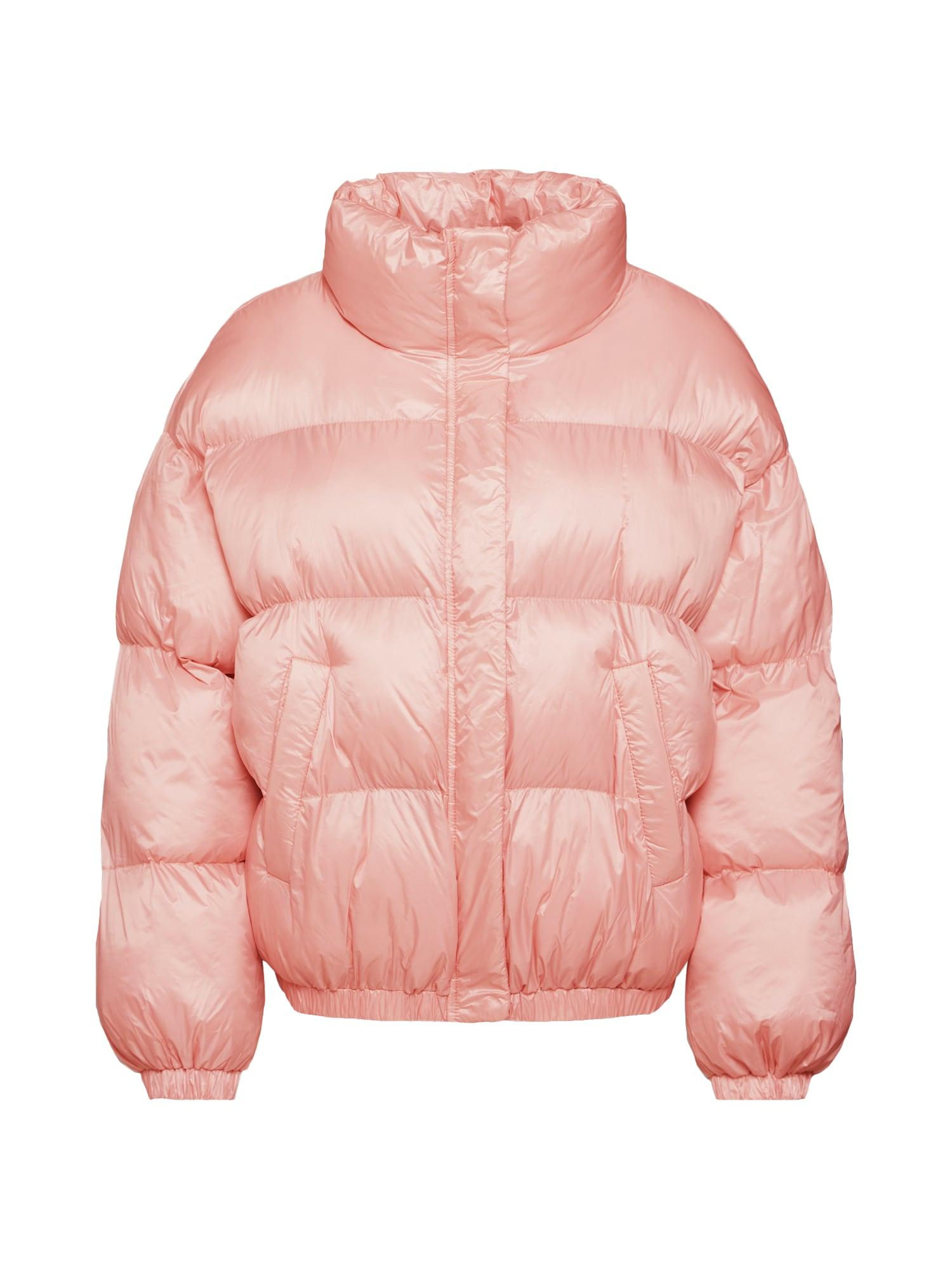EDITED Žieminė striukė 'Elroy' rožių spalva / rožinė