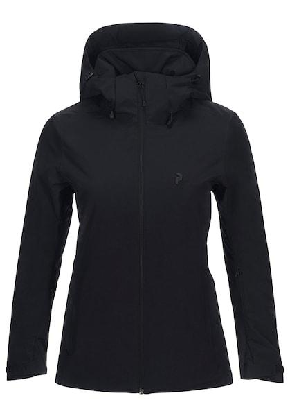 Jacken für Frauen - PEAK PERFORMANCE Skijacke 'Anima' schwarz  - Onlineshop ABOUT YOU