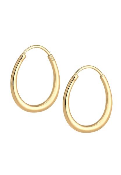 Ohrringe für Frauen - ELLI Ohrringe 'Creole' gold  - Onlineshop ABOUT YOU