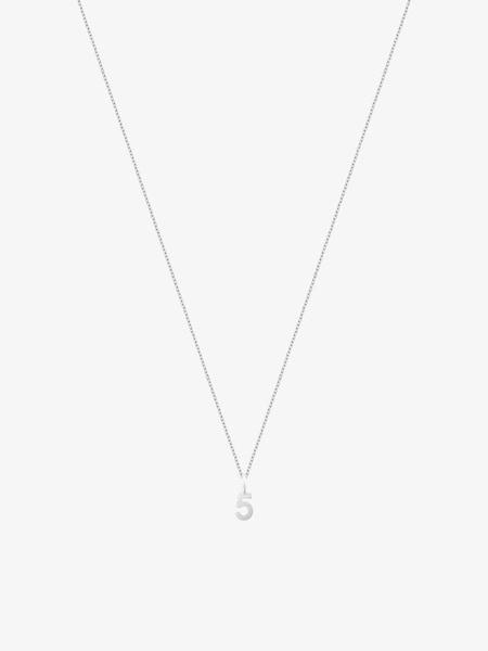 Ketten für Frauen - ID Fine Halskette '5' silber  - Onlineshop ABOUT YOU