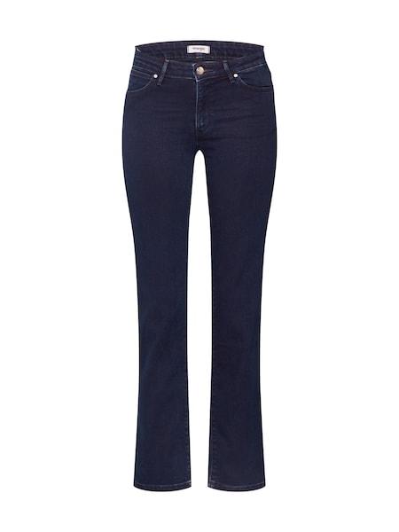 Hosen für Frauen - Jeans 'STRAIGHT' › Wrangler › blue denim  - Onlineshop ABOUT YOU