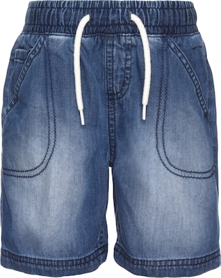 NAME IT Baggy-Jeansshorts 'nitben'