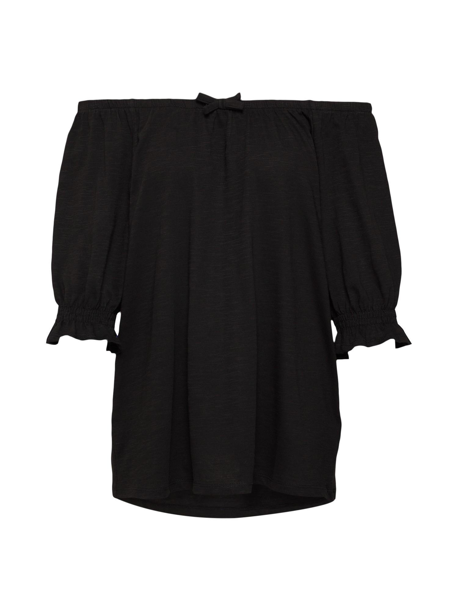 Tričko Carmen černá ESPRIT