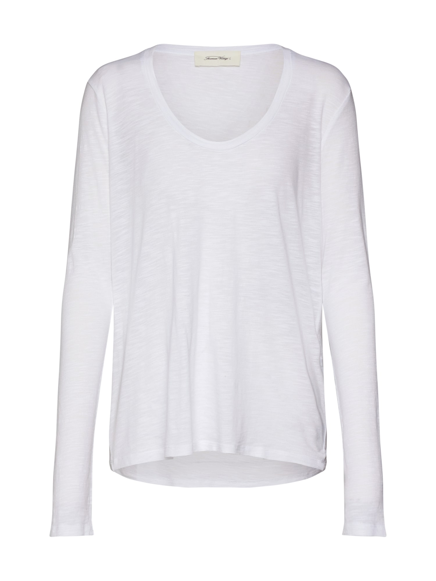AMERICAN VINTAGE Marškinėliai 'JACKSONVILLE' balta