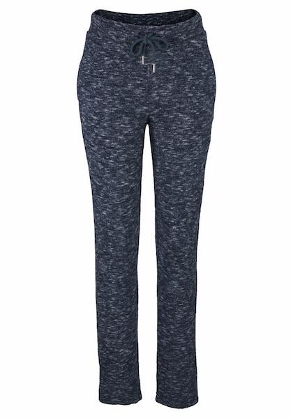 Hosen für Frauen - Lounge Hose › Buffalo › blaumeliert  - Onlineshop ABOUT YOU