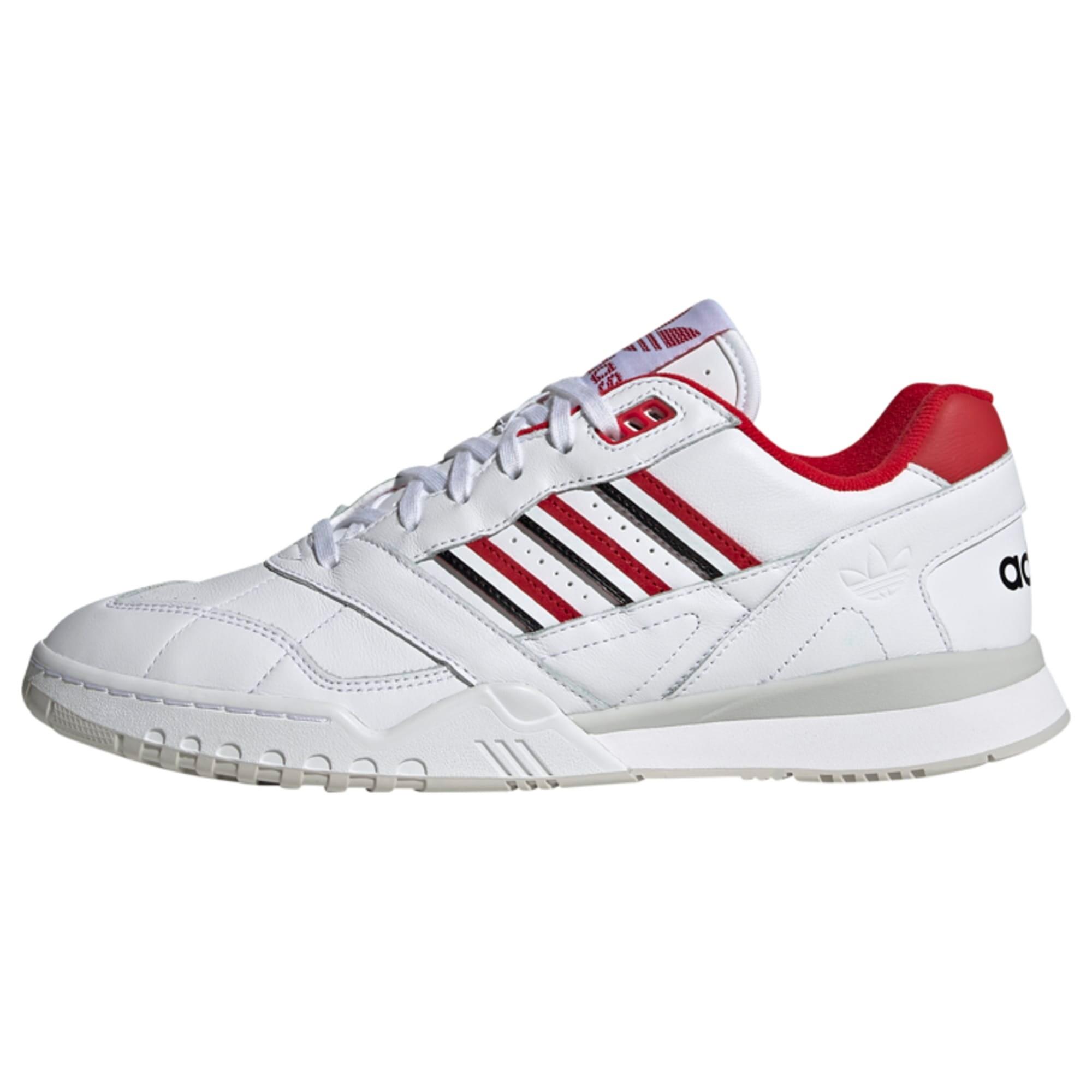 ADIDAS ORIGINALS Nízke tenisky 'AR Trainer'  biela / červené / čierna