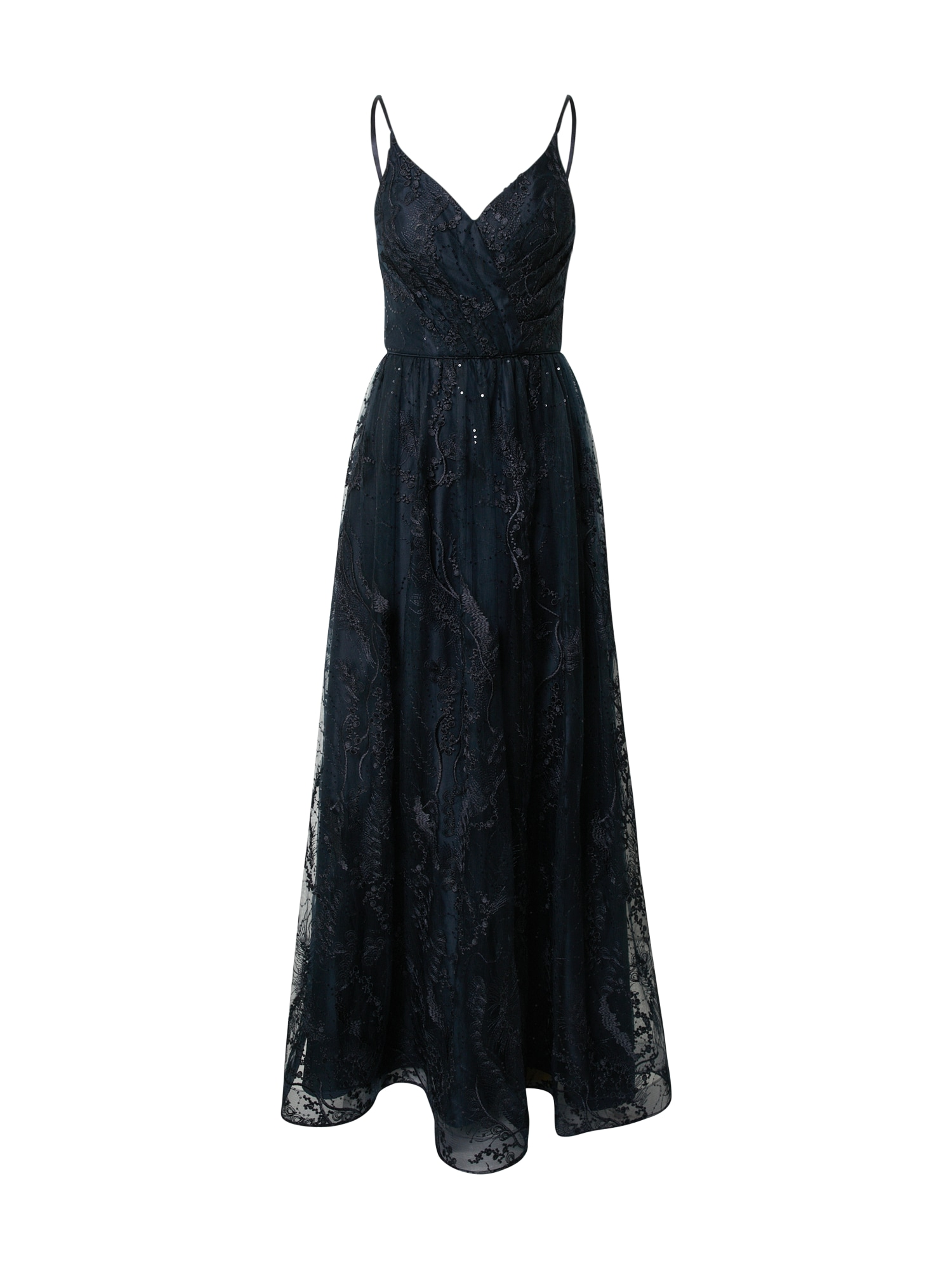 Unique Suknelė tamsiai mėlyna