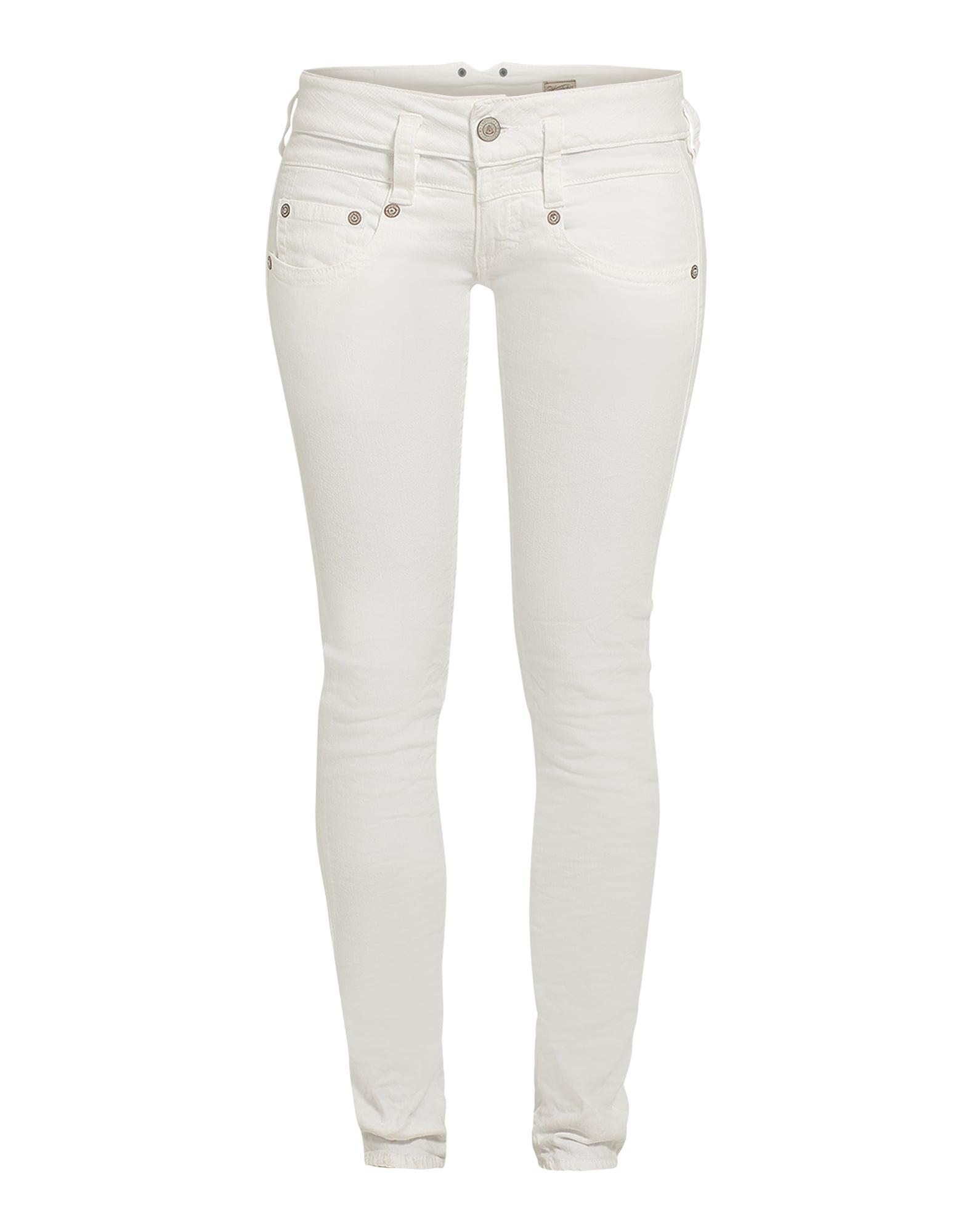 Kalhoty bílá Herrlicher