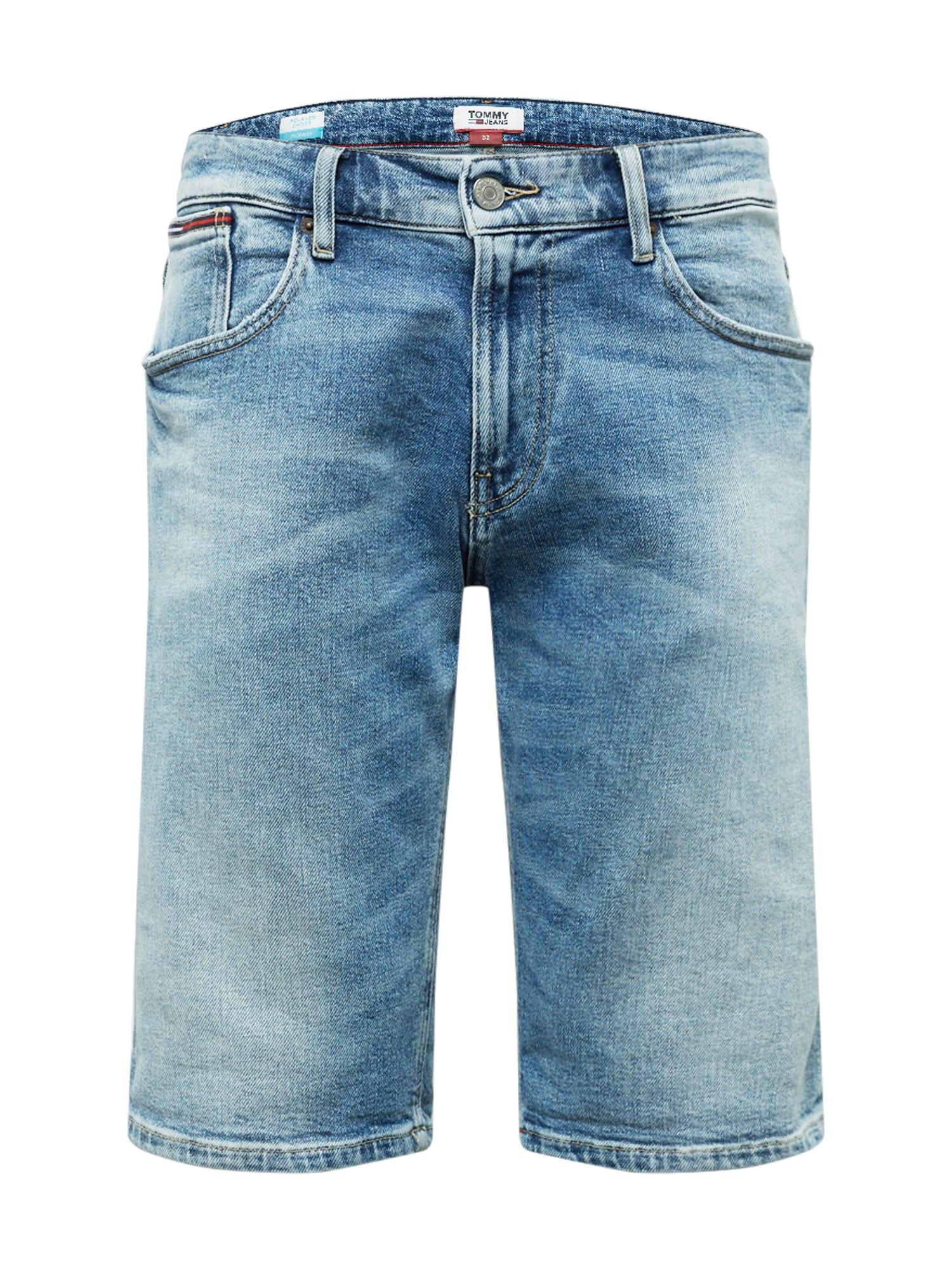 Tommy Jeans Džínsy 'Ronnie'  modrá denim