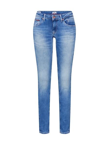 Hosen - Jeans 'Scarlett' › Tommy Jeans › hellblau  - Onlineshop ABOUT YOU