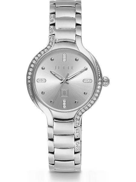 Uhren für Frauen - JETTE Damenuhr 'Time' silber  - Onlineshop ABOUT YOU