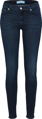 7 For All Mankind 'The Skinny' Mid Waist Jeans