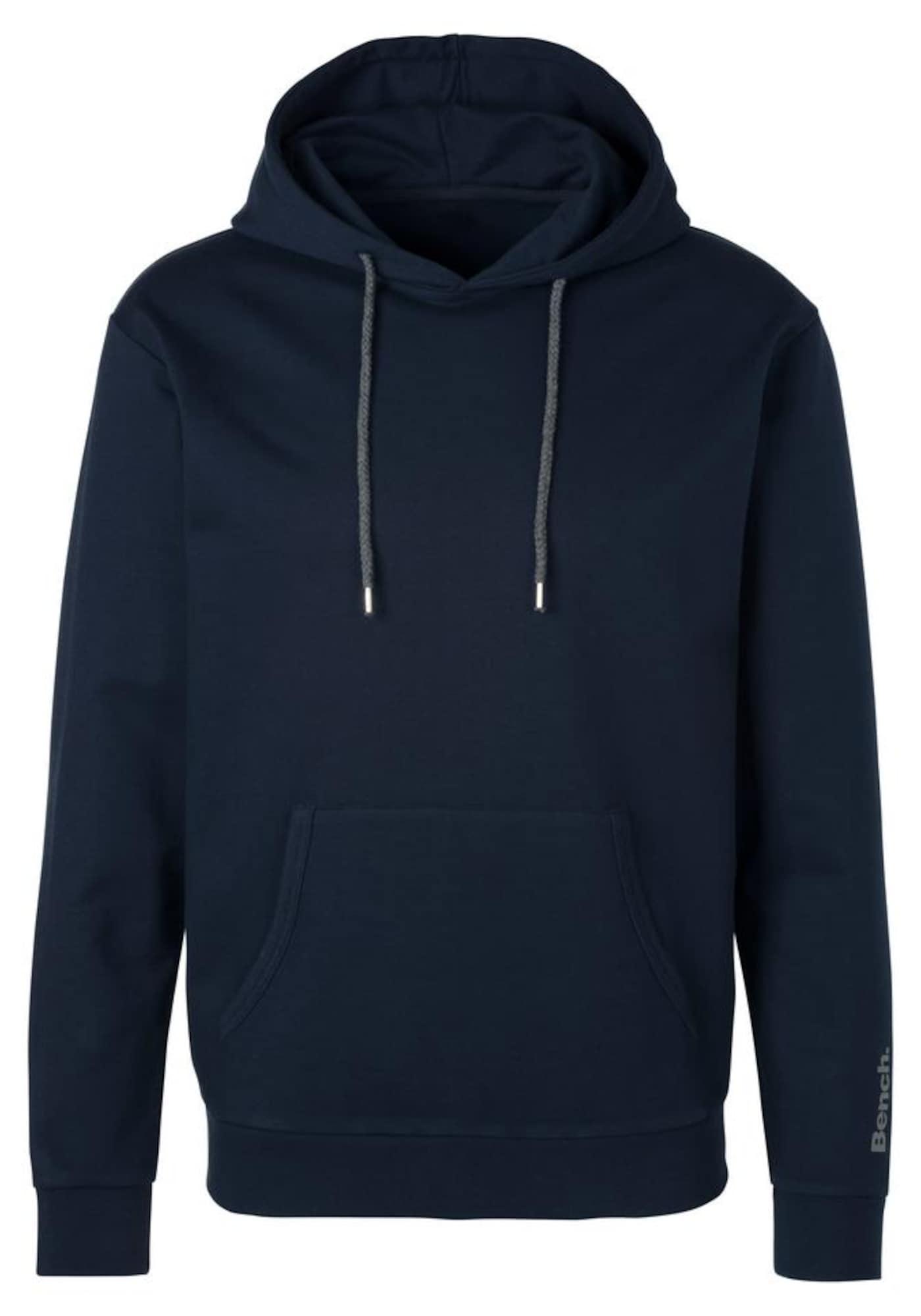 BENCH Megztinis be užsegimo tamsiai mėlyna