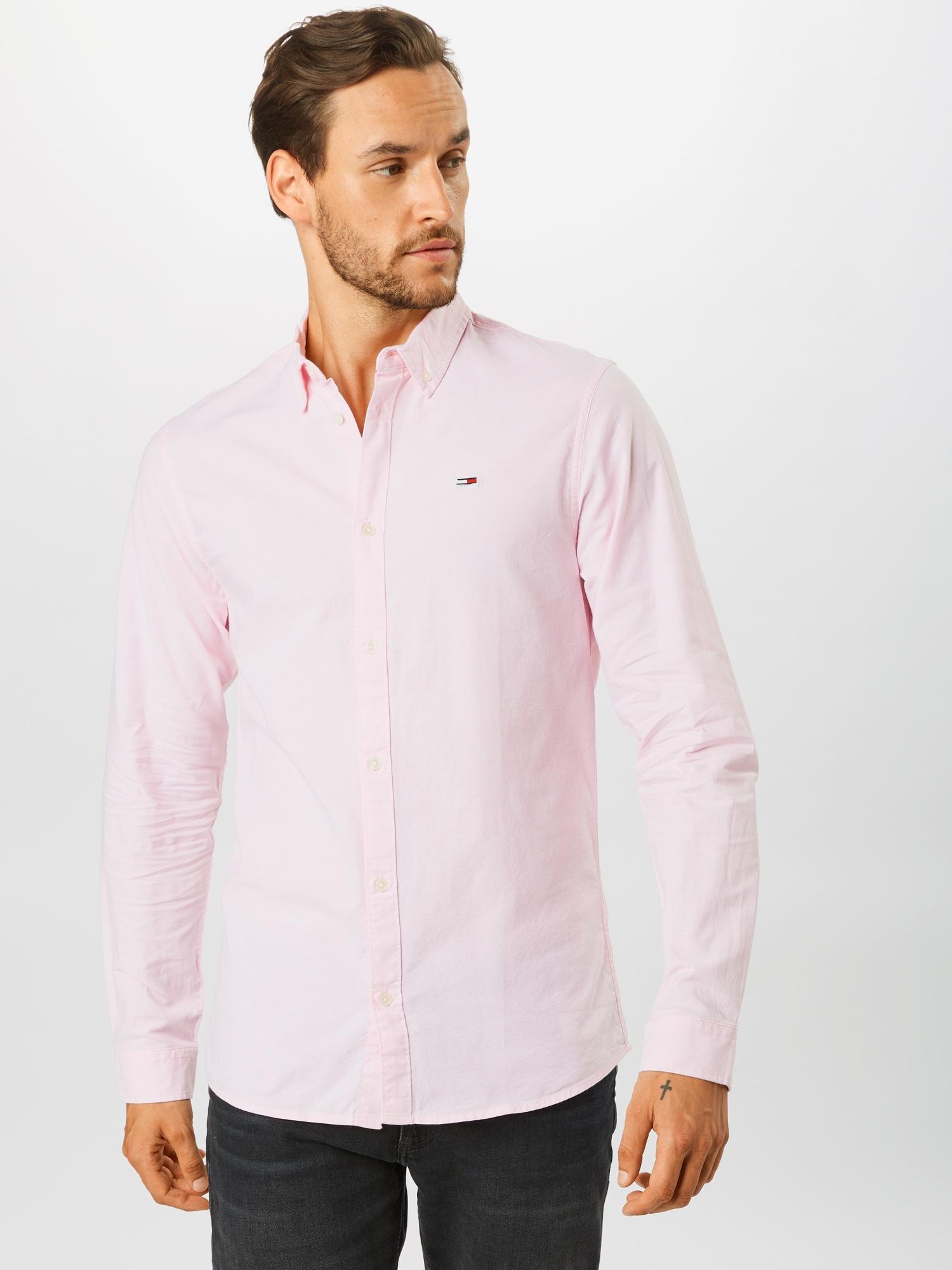 Tommy Jeans Skjorta  rosa