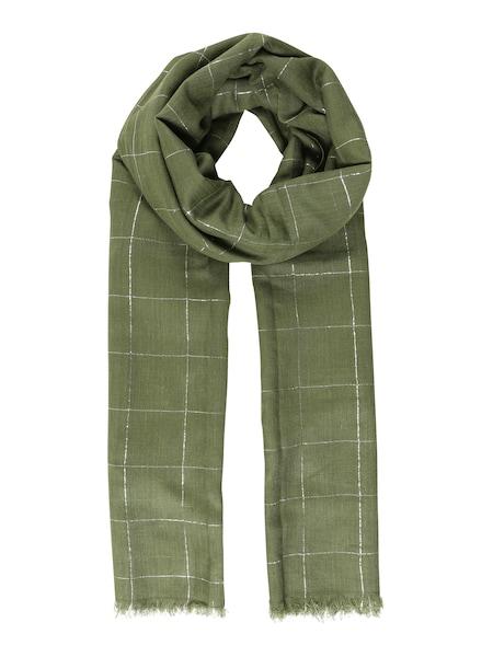 Schals für Frauen - PIECES Schal 'PCTRINE' grün  - Onlineshop ABOUT YOU