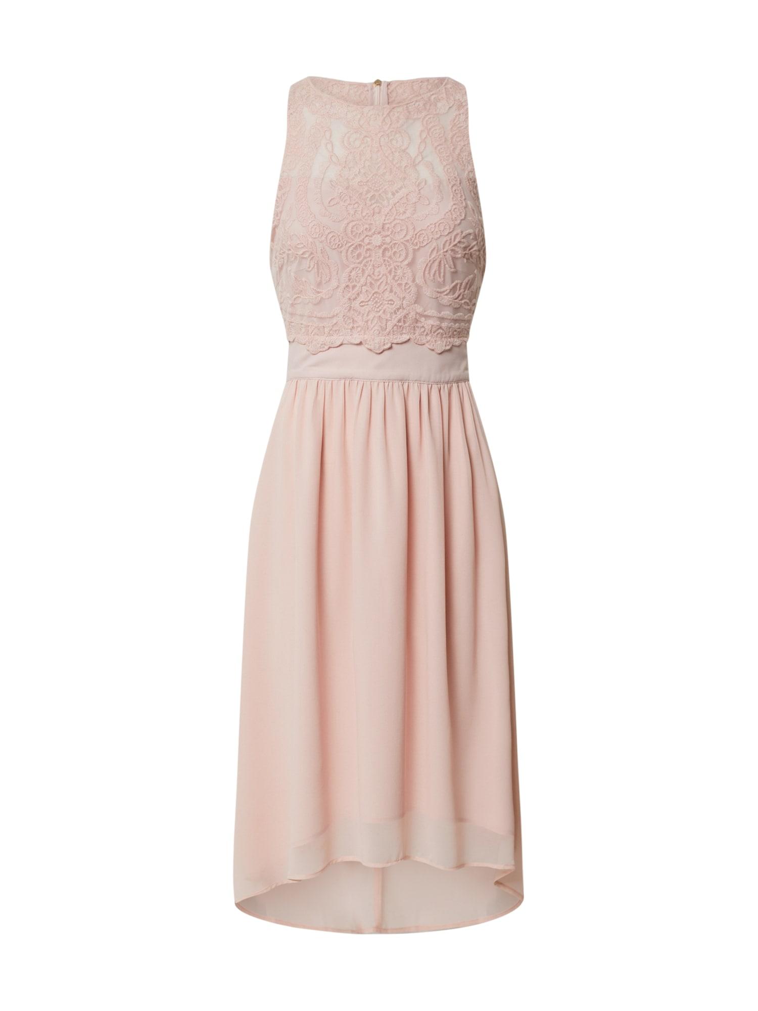 Esprit Collection Kokteilinė suknelė rožinė