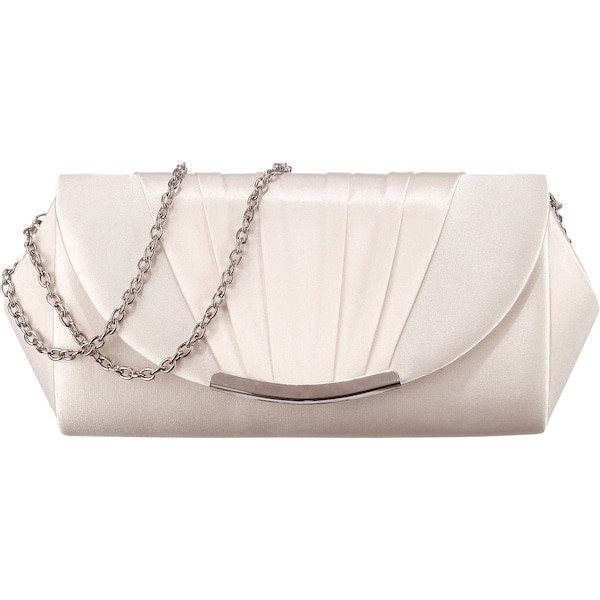 Clutches - Abendtasche 'Scala' › Picard › creme  - Onlineshop ABOUT YOU