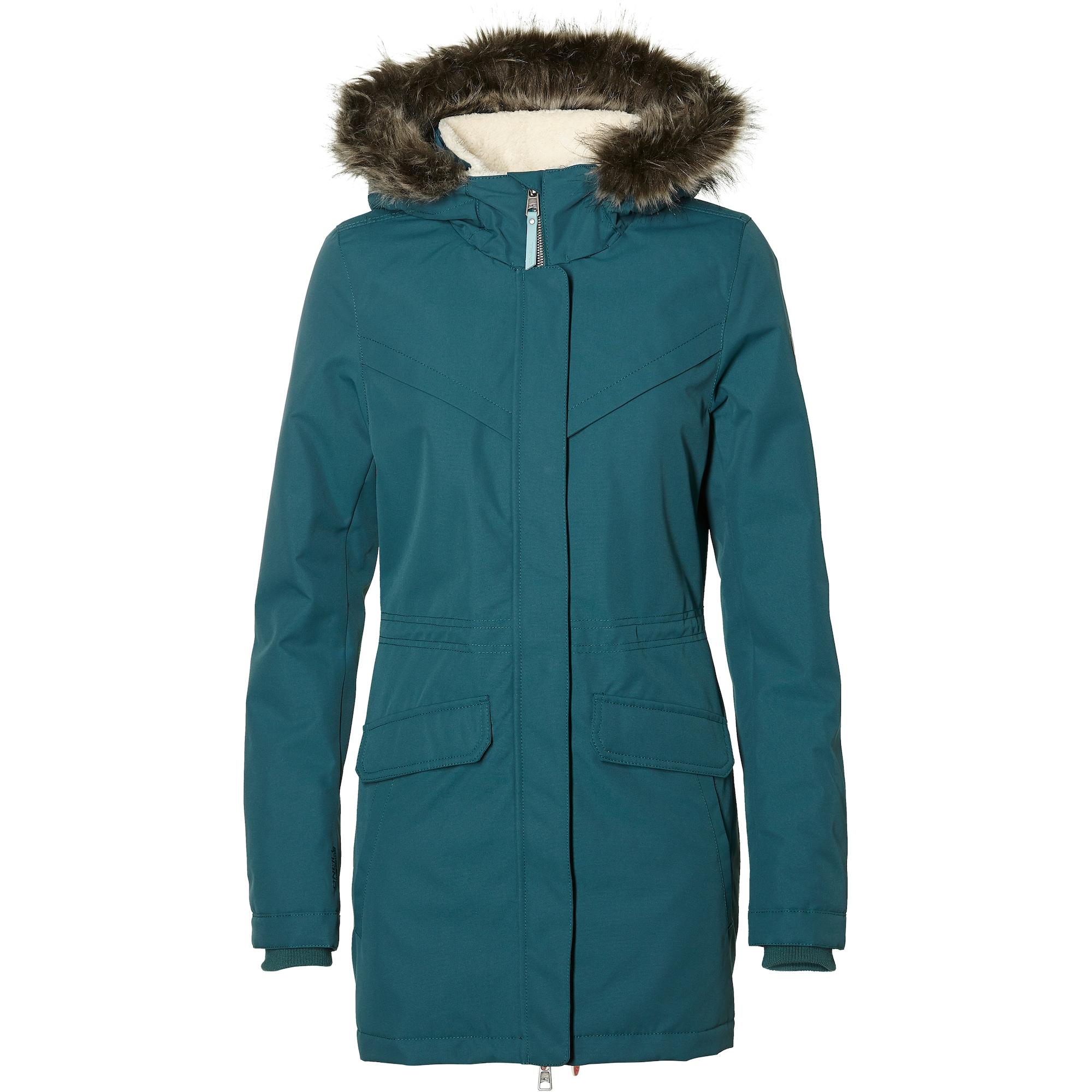 O'NEILL Ilga žieminė striukė 'LW JOURNEY PARKA' tamsiai mėlyna jūros spalva