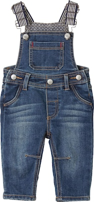 S.Oliver Junior Weiche Jeans-Latzhose