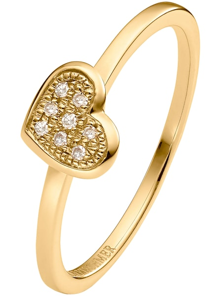 Ringe - Ring › Guido Maria Kretschmer › gold  - Onlineshop ABOUT YOU