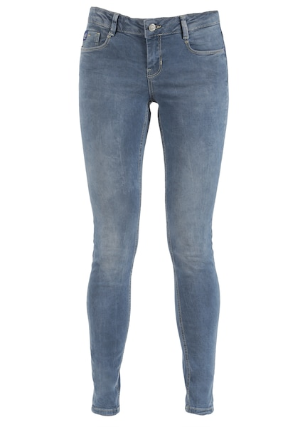 Hosen - Jeans 'Sina' › Miracle of Denim › blue denim  - Onlineshop ABOUT YOU